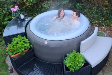 The 4 Main Inflatable Spas for Personal Use