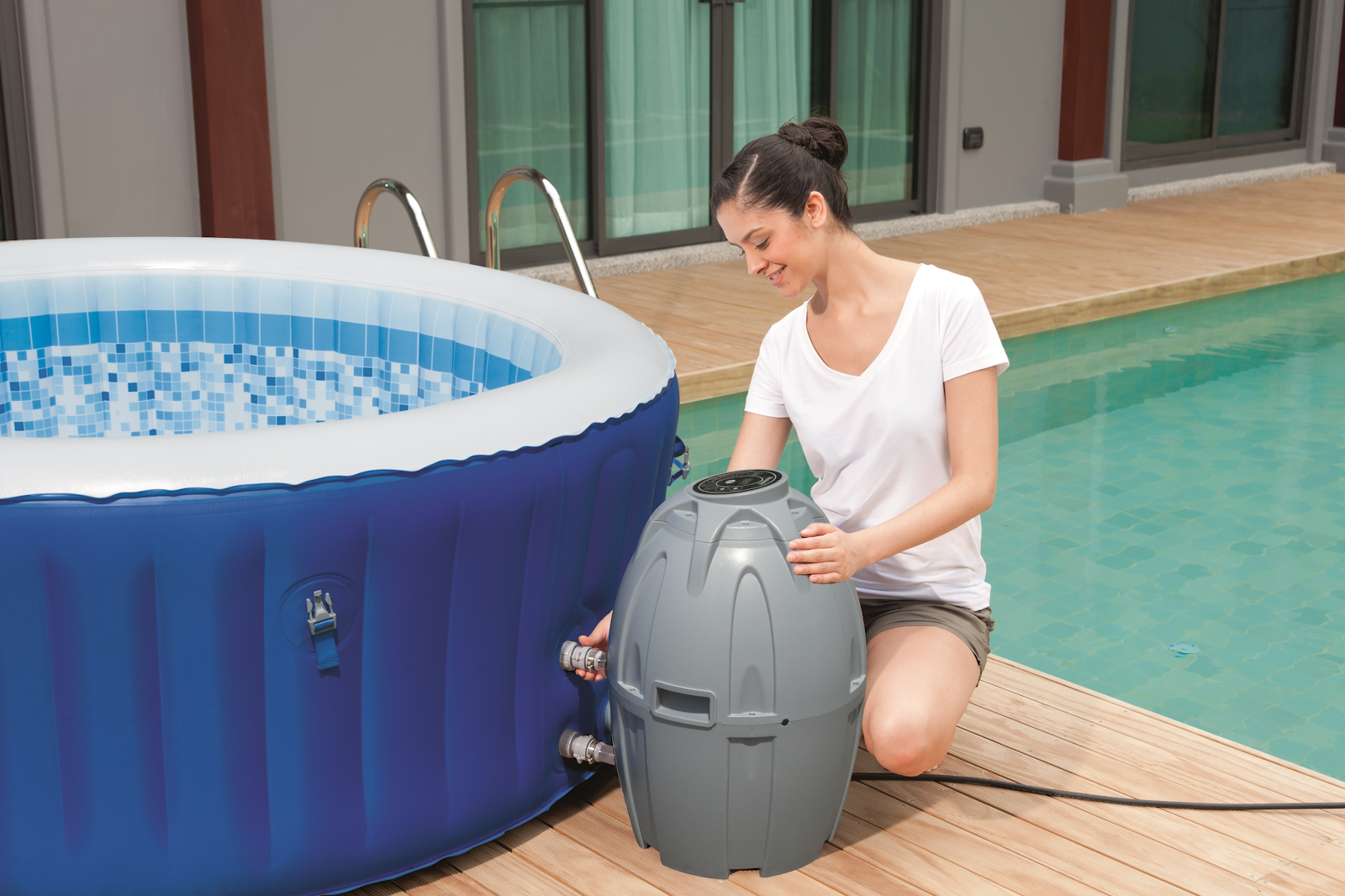 9 Easy Steps on How to Start Your Inflatable Spas